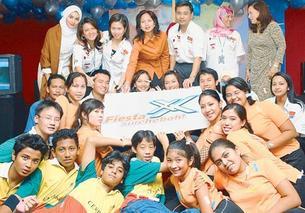 TV3's Fiesta Team