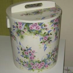 Floral Ricebucket
